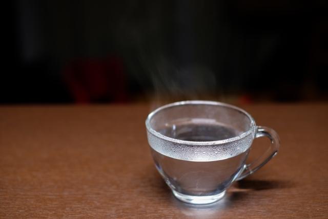 日常のマインドフルネス:朝の白湯タイム